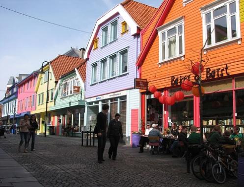 vår i Stavanger