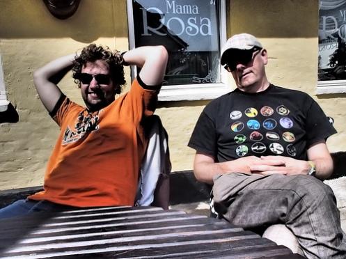 Leif og Oddi Lønstrup