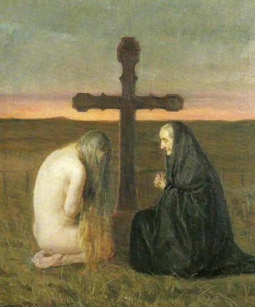 Sorg Anna Ancher