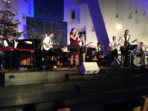 konsert Silje Sandanger