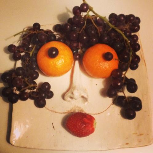 fruktfatansikt