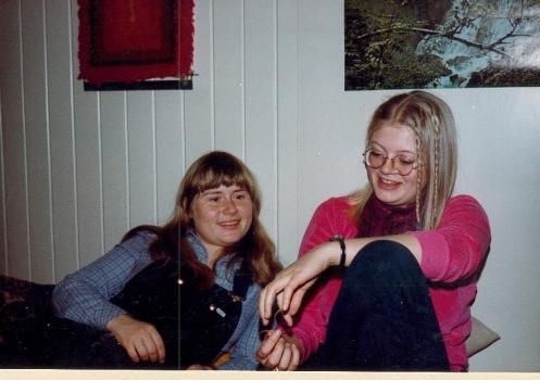 heidi og torhild 1984